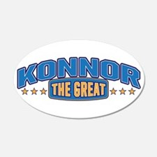 The Great Konnor Wall Decal
