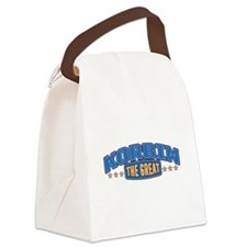 The Great Korbin Canvas Lunch Bag