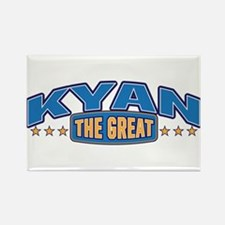 The Great Kyan Rectangle Magnet