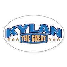 The Great Kylan Decal