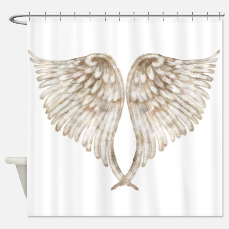 Golden Girl Shower Curtains