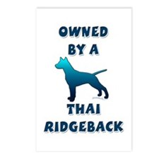 Thai Silhouette Postcards (Package of 8)