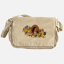 St. Therese of Lisieux Messenger Bag