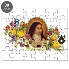 St. Therese of Lisieux Puzzle