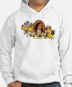 St. Therese of Lisieux Hoodie