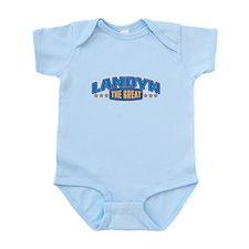 The Great Landyn Body Suit