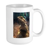 Bearded dragon Coffee Mugs