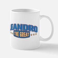 The Great Leandro Mug