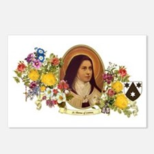 St. Therese of Lisieux Postcards (Package of 8)
