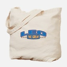 The Great Leo Tote Bag