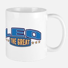 The Great Leo Mug