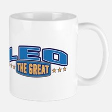 The Great Leo Small Mugs