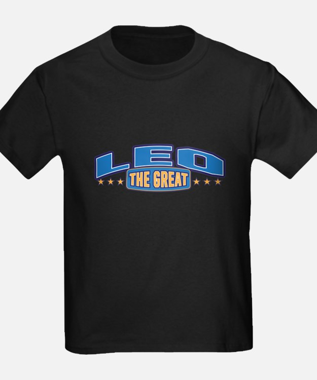 The Great Leo T-Shirt