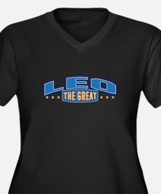The Great Leo Plus Size T-Shirt