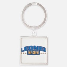 The Great Leonel Keychains