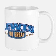 The Great Lewis Mug