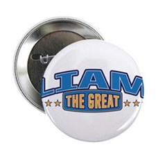 """The Great Liam 2.25"""" Button (10 pack)"""