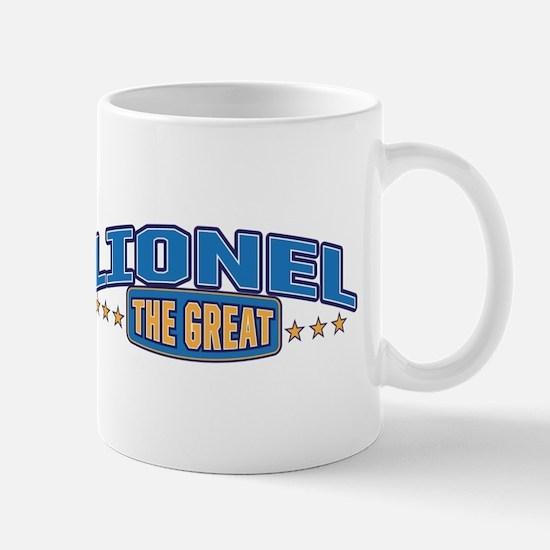 The Great Lionel Mug