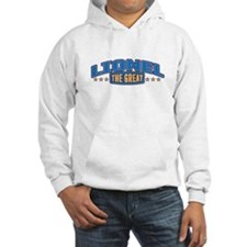 The Great Lionel Hoodie