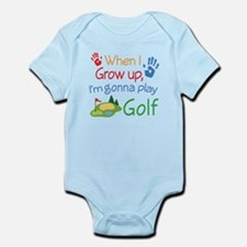 Future Golf Player Infant Bodysuit