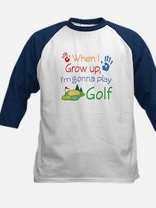 Future Golf Player Tee