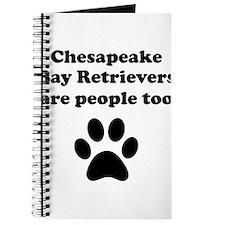 Chesapeake Bay Retrievers Are People Too Journal