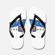 The Great Maddox Flip Flops