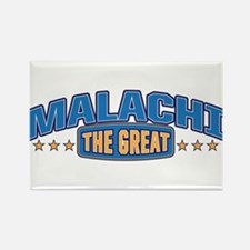 The Great Malachi Rectangle Magnet