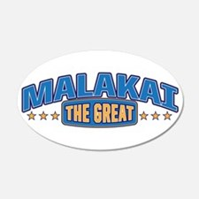The Great Malakai Wall Decal