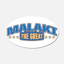The Great Malaki Wall Decal