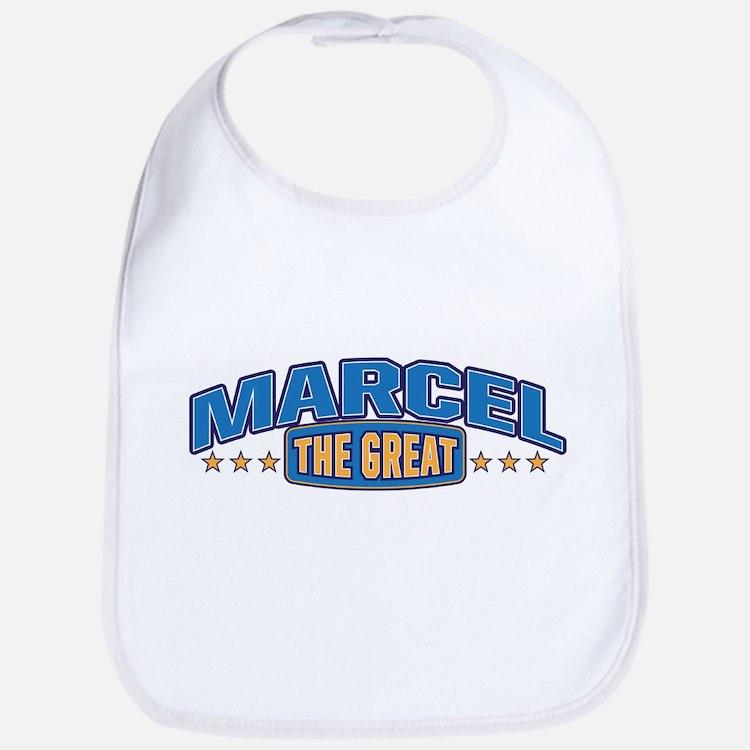 The Great Marcel Bib