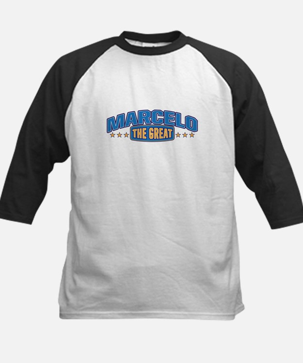 The Great Marcelo Baseball Jersey