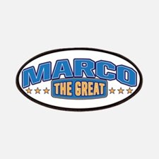 The Great Marco Patches
