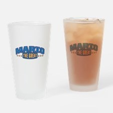 The Great Mario Drinking Glass