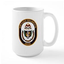 USS Lake Champlain (CG 57) Mug