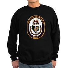 USS Lake Champlain (CG 57) Sweatshirt