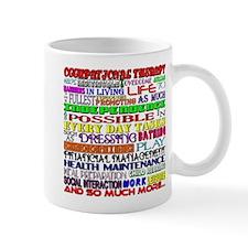 OT Words Small Mug