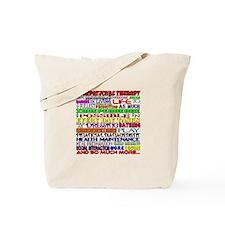 OT Words Tote Bag