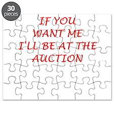 auction Puzzle