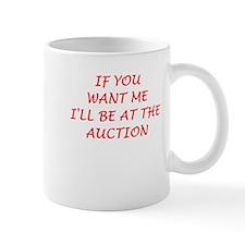 auction Mug