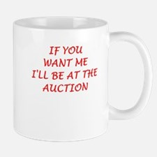 auction Mug