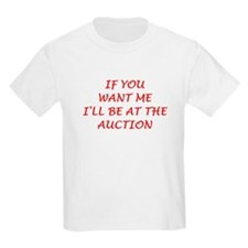 auction T-Shirt