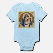 Unique Religious Infant Bodysuit