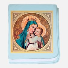 Unique Religious baby blanket