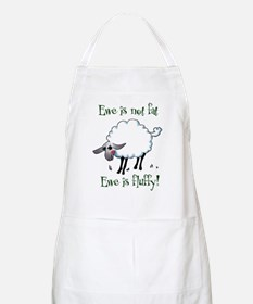 Ewe is not Fat BBQ Apron