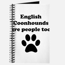 English Coonhounds Are People Too Journal