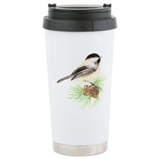 Chickadee Pine.png Travel Mug