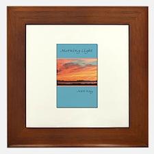 Morning Light Framed Tile