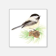 Chickadee Pine.png Sticker