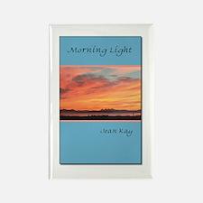 Morning Light Rectangle Magnet (10 pack)